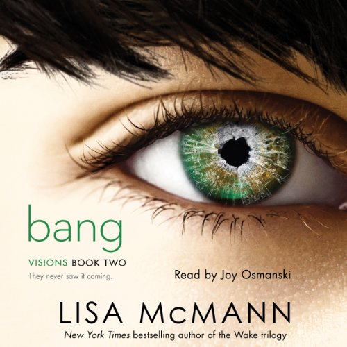 Bang audiobook cover art