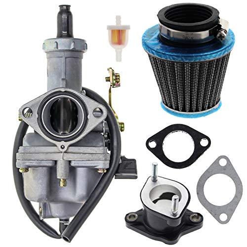 MOTOALL PZ27 Carburetor 150cc 200cc 250cc ATV Go Kart Dirt Bike w/Air Filter