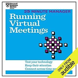20 Minute Manager: Running Virtual Meetings Titelbild
