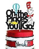 KAPOKKU Inspired Cake Topper Glitter Birthday...