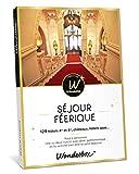 Wonderbox - Coffret cadeau prestige - SÉJOUR FÉERIQUE – 129 séjours en hôtels de luxe 4* et 5*, châteaux, hôtels-spa 4* et 5*