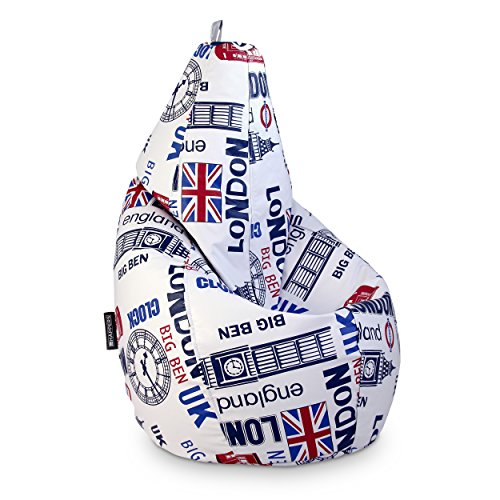HAPPERS Puff pera Polipiel London XL