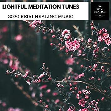 Lightful Meditation Tunes - 2020 Reiki Healing Music