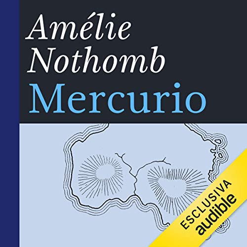 Mercurio audiobook cover art