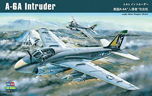 Hobby Boss A-6A Intruder Model Kit 1