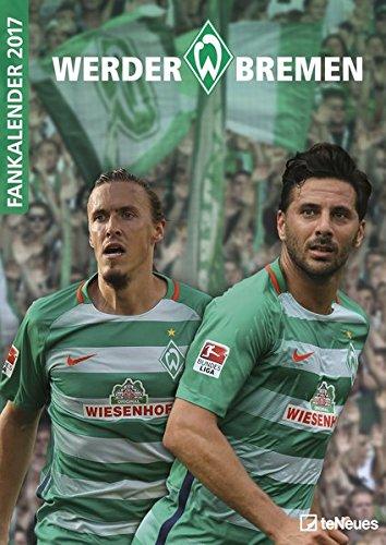 Werder Bremen 2017: Posterkalender