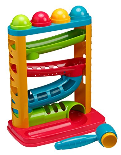 Playkidz Super Durable Pound A Ball Great Fun for Toddlers - STEM Developmental Educational Toys - Great Birthday Gift Arkansas