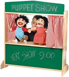 Constructive Playthings Showtime Puppet Stage