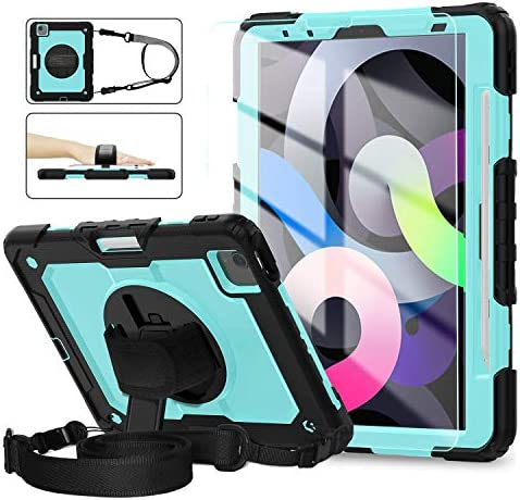 iPad Air 4th Generation Case iPad Pro 11 Case 2020 2018 Shockproof ambison Full Body Protective product image