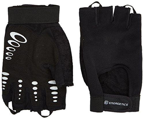 ENERGETICS Handschuhe Fitness Fit Trainingshandschuhe, Schwarz, S