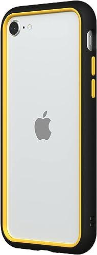 RhinoShield Bumper Compatible with [iPhone SE2 / SE (2020) / 8/7] | CrashGuard NX - Shock Absorbent Slim Design Prote...