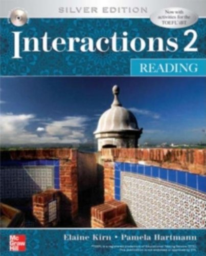 Interactions Level 2 Reading Student Book plus Key Code...