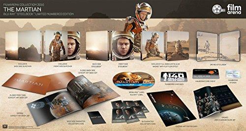 MARSIANER, DER 3D (2-BD)SB [Blu-ray]
