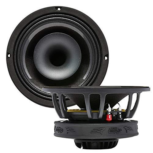 Audio Legion MR8F 8' 600 Watt Marine Pro Driver Coaxial Speakers - Full Frequency Range, Water...