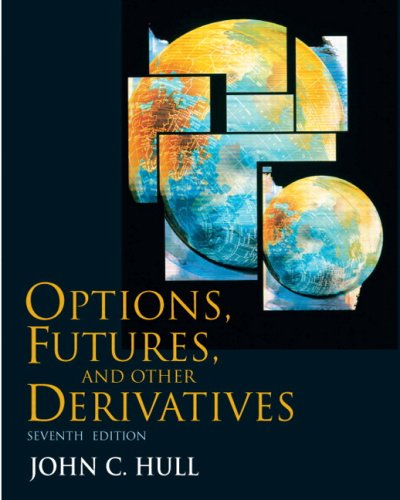 Options, Futures, and Other Derivatives with Derivagem CD (7th Edition)