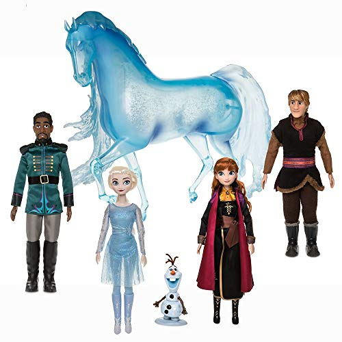 Disney Frozen II Deluxe Doll Set