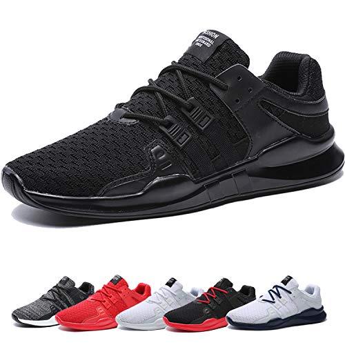 HQMLAXBZP Sportschoenen, turnschoenen voor heren, gym, loopschoenen, lichtgewicht, sneakers, straatloopschoenen