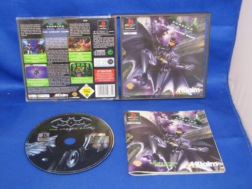Batman Forever: The Arcade Game (PS) [import anglais]