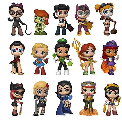Funko Mystery Minis: DC - DC Bombshells (one Mystery Figure)