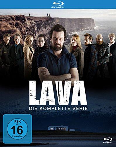 Lava - Die komplette Serie [Blu-ray]