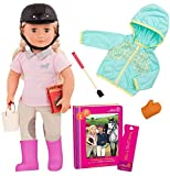 Our Generation Deluxe Horse Riding Doll - Tamera