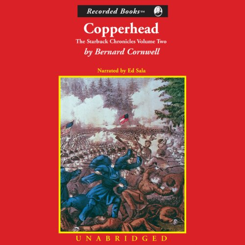 Copperhead: Ball's Bluff, 1862 audiobook cover art
