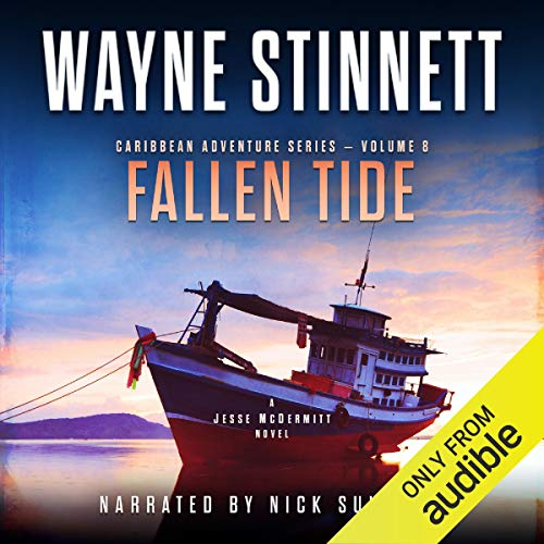 Fallen Tide: A Jesse McDermitt Novel: Caribbean Adventure Series, Book 8