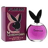 Playboy Queen of the Game 90ml eau de toilette Mujeres - Eau de toilette (Mujeres, 90 ml, Blackcurrant, Passion flower, Aerosol, 1 pieza(s))