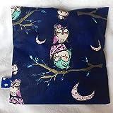 Kleines Schlafkissen Lavendel für Kinder,Kindergarten, Schlafhilfe, Nachtkissen,Kräuter kissen,...