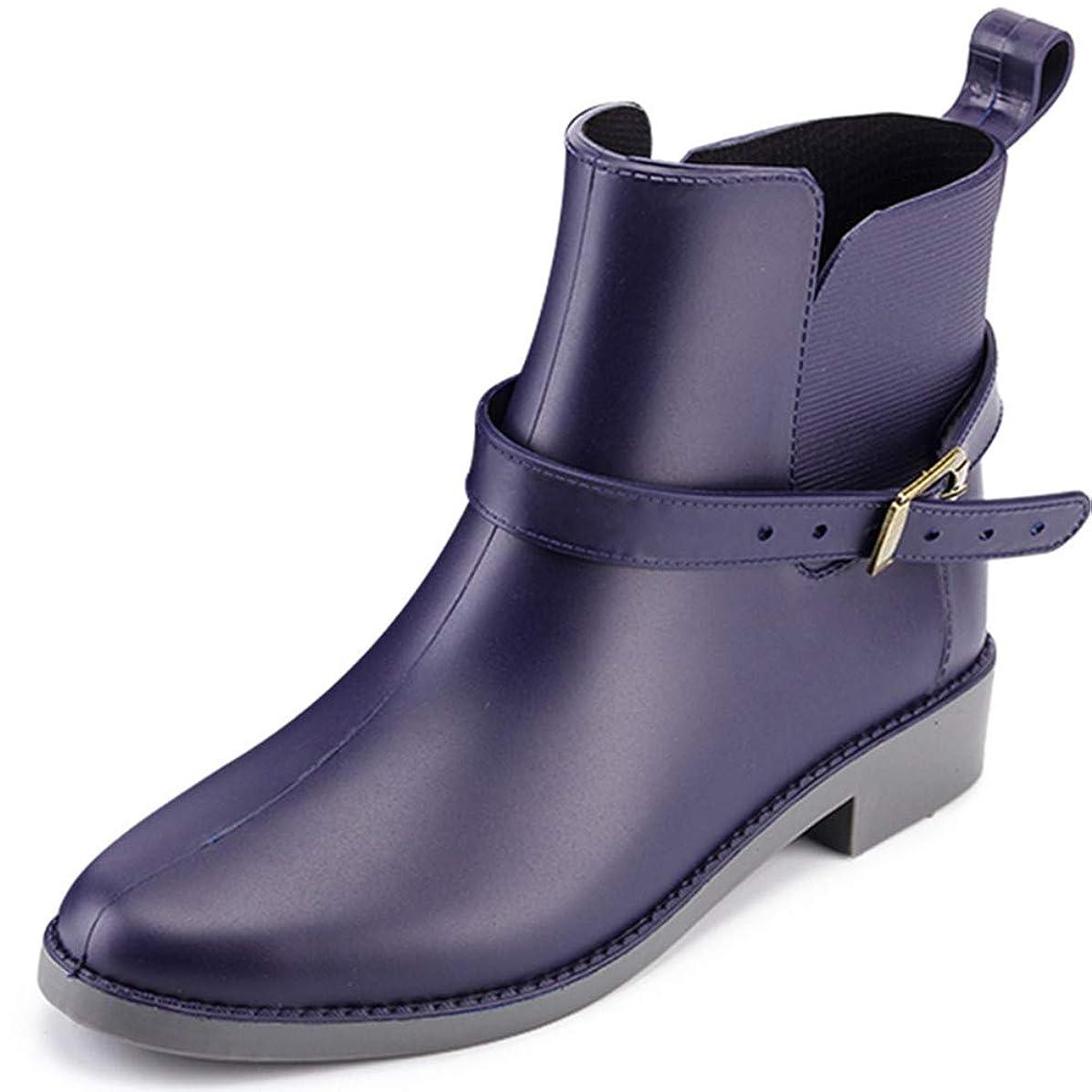 読書をするきらめき契約した[Vmeto] レインブーツ レディース PVC 軽量 ショートブーツ 無地 防水 レインシューズ 滑り止め 雨靴 梅雨対策 シューズ