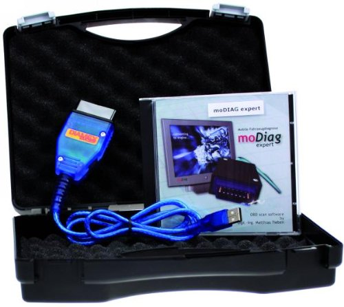 KFZ-Diagnosegerät OBD2 Diamex DX35 Interface Software