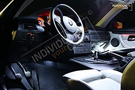 Innenraumbeleuchtung Set Für 3er E92 Coupé Cool White Panoramadach Ja Auto