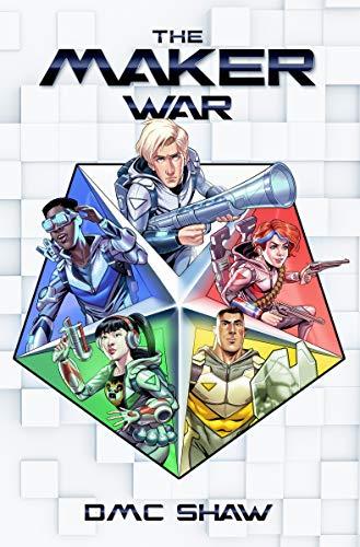 The Maker War by D. M. C. Shaw ebook deal