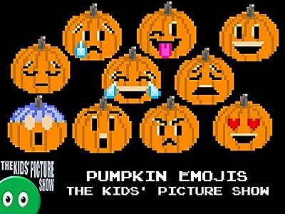 Pumpkin Emojis - The Kids' Picture Show