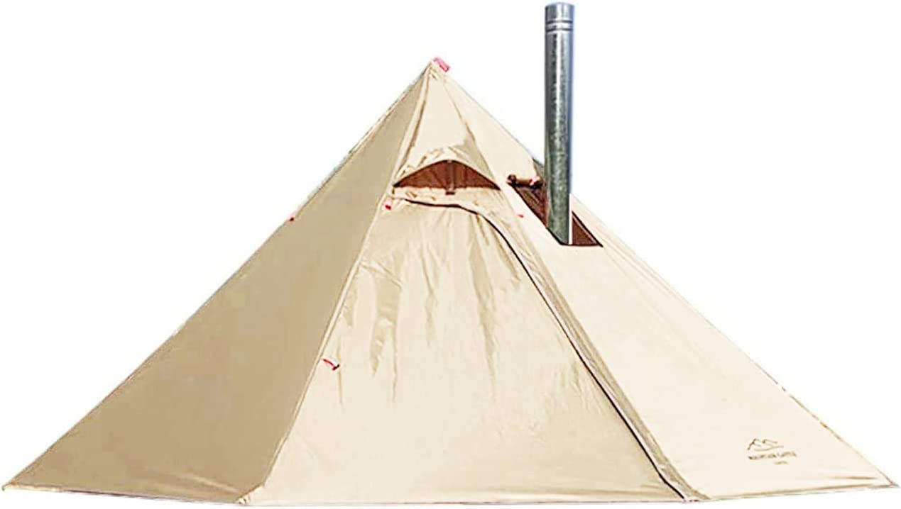 Kcelarec Camping Hot Tent New products world's highest quality popular with Fireproof Max 79% OFF Pe Window Flue 2-3 Pipe