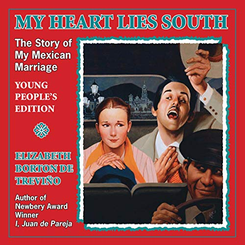 My Heart Lies South audiobook cover art
