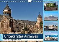 Unbekanntes Armenien (Wandkalender 2022 DIN A4 quer): Armenien ist ein interessantes Land am Rande des Kaukasus (Monatskalender, 14 Seiten )