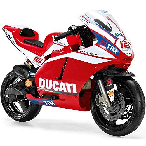 Elektrisches Motorrad Für Kinder Peg Perego Ducati GP MC0020 Bild 2*