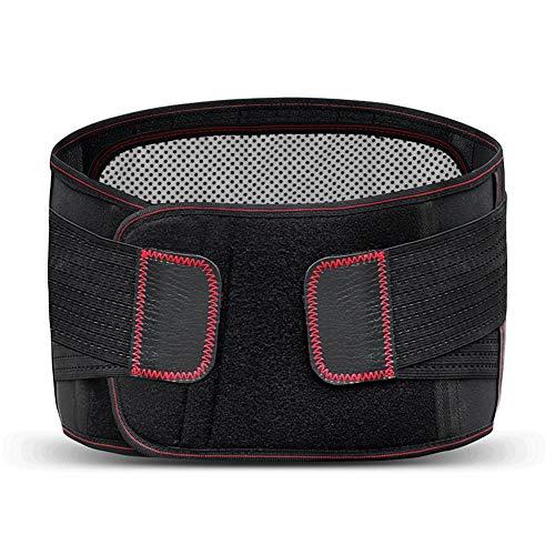 ZFF Soporte Lumbar Cinturón, para Deportes Y Bajo Espalda Dolor Alivio -para Mujer Y...