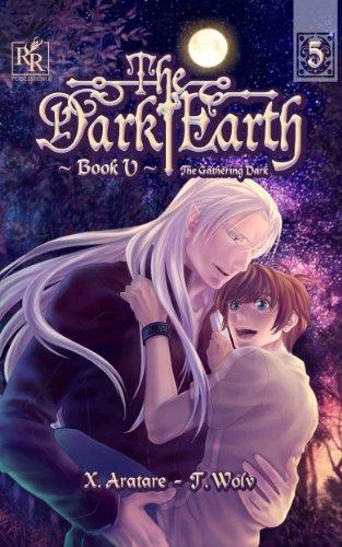 The Gathering Dark Vol. 5 (Yaoi Manga) (The Dark Earth) (English Edition)