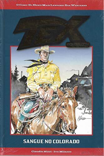 Coleção Tex Gold Livro 5