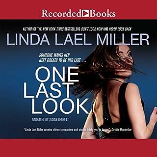 One Last Look audiobook cover art