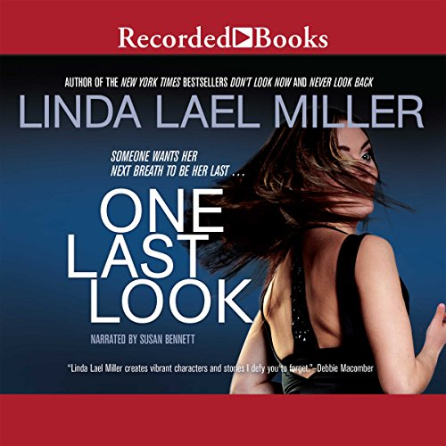 One Last Look audiobook cover art