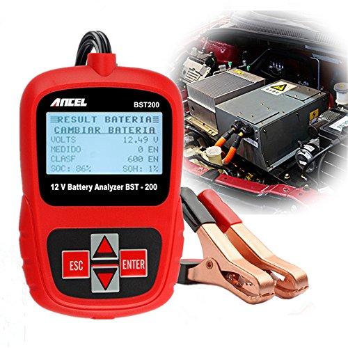 Ancel BST200Tester analizzatore per batterie auto...