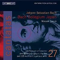 Bach: Cantatas, Vol. 27 (2005-05-31)