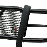 Westin HDX Grille Guard | 2007-2013 Silverado 1500 (Excl. 2007 Classic) | 57-2275 | Black | 1 Pack