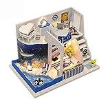 Taoke DIY Miniatur-Puppensatz, D...