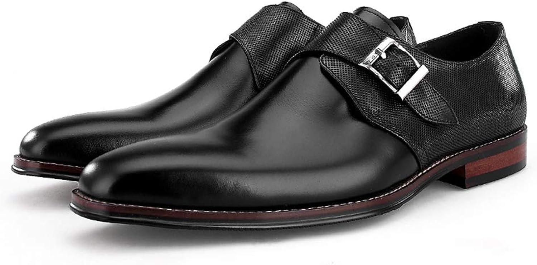 competitive price c2ed3 0f076 HN HN HN Shoes Herrenschuhe Herren Businessschuhe, Anzugsschuhe Business  und Freizeit Slipper, Halbschuheschwarz Größe 38-44EU B07G8F6G2Z  8055e7