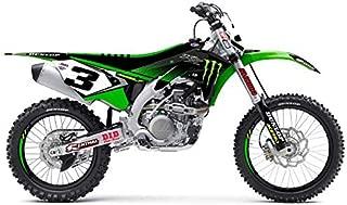 Pit bike kLx 110 02-09 kx 65 00-13 Rm 65 02-05 Graphics and plastics Rockstar Energy