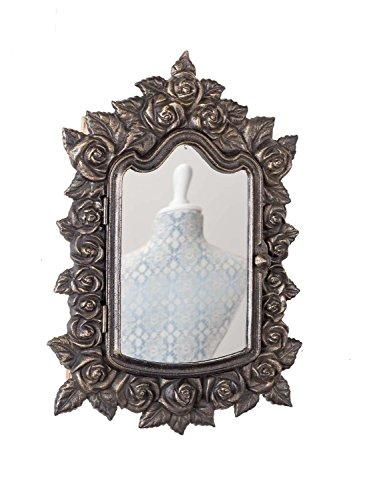aubaho Schlüsselkasten mit Spiegel Schlüssel Schlüsselschrank im Antik-Stil